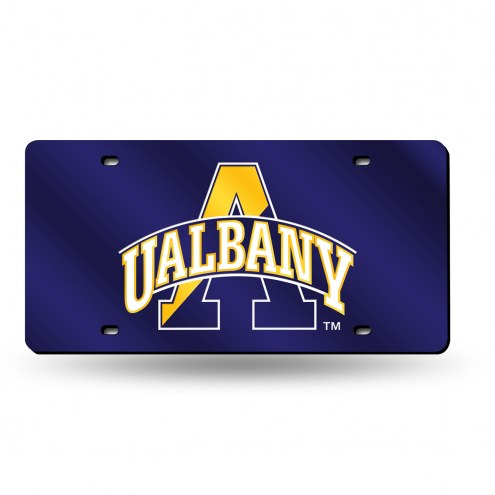 Albany Great Danes Laser Cut License Plate