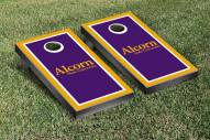 Alcorn State Braves Border Cornhole Game Set
