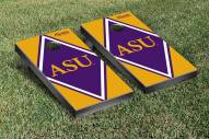 Alcorn State Braves Diamond Cornhole Game Set