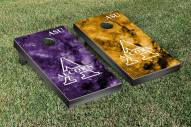 Alcorn State Braves Galaxy Cornhole Game Set