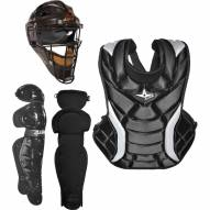 All Star Adult Fastpitch Series Complete Softball Catcher's Gear Set