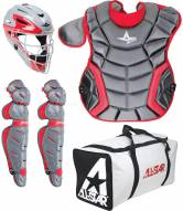 All Star System Seven Elite Travel Pro Catcher's Kit