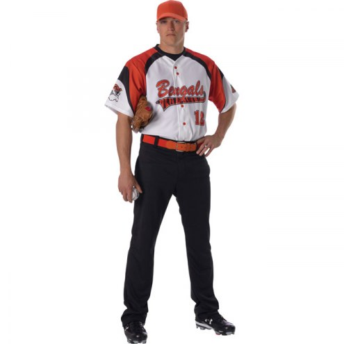 Alleson Sublimated Custom Baseball Jersey