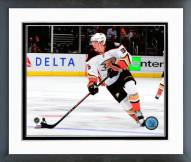 Anaheim Ducks Jakob Silfverberg 2014-15 Action Framed Photo