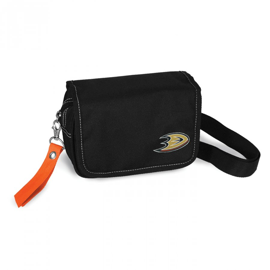 Anaheim Ducks Ribbon Waist Pack Purse
