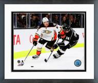 Anaheim Ducks Rickard Rakell 2014-15 Action Framed Photo
