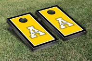 Appalachian State Mountaineers Border Cornhole Game Set