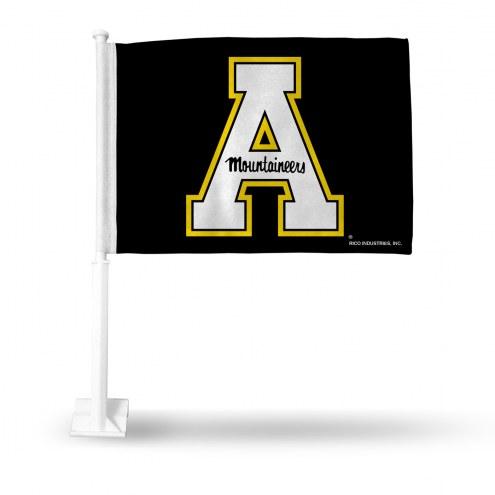 Appalachian State Mountaineers Car Flag