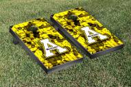 Appalachian State Mountaineers Fight Song Cornhole Game Set