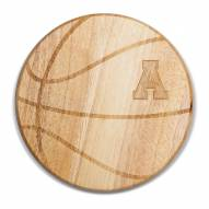Appalachian State Mountaineers Free Throw Cutting Board