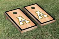 Appalachian State Mountaineers Hardcourt Cornhole Game Set