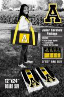 Appalachian State Mountaineers Junior Cornhole Game Set