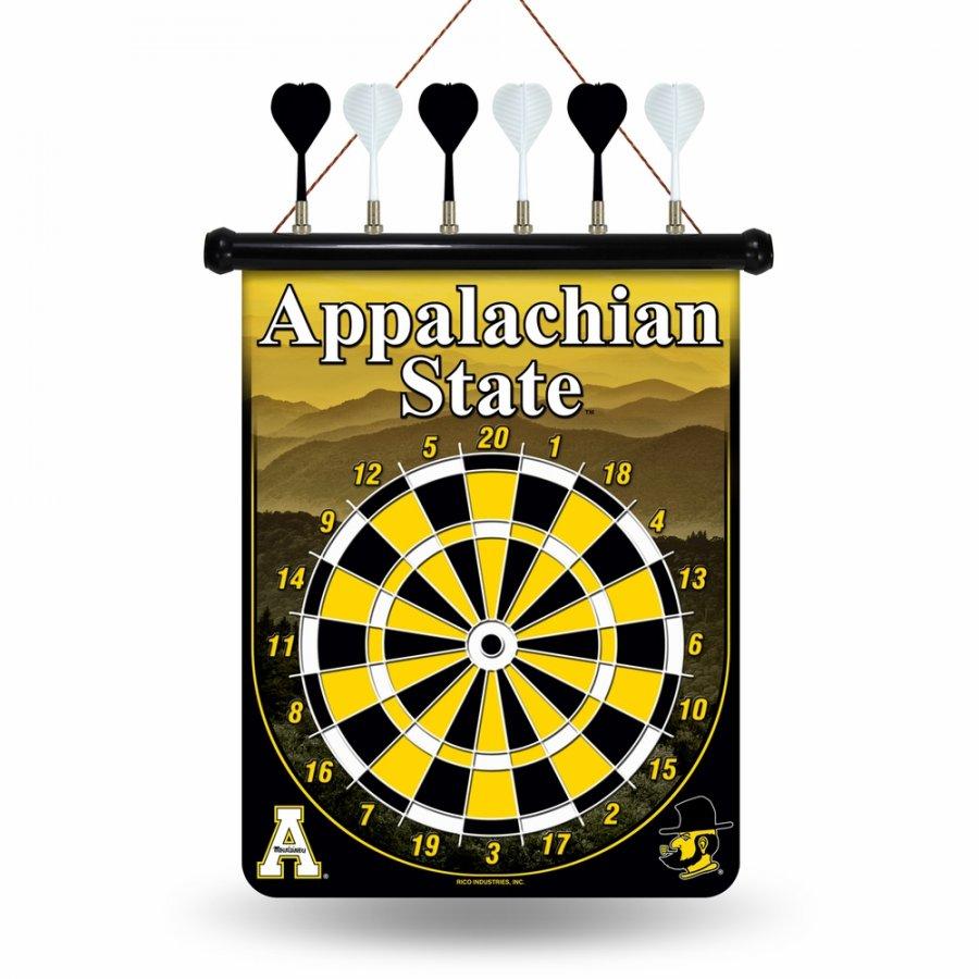 Appalachian State Mountaineers Magnetic Dart Board