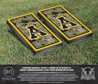 Appalachian State Mountaineers Operation Hat Trick Cornhole Game Set