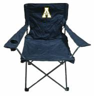 Appalachian State Mountaineers Rivalry Folding Chair