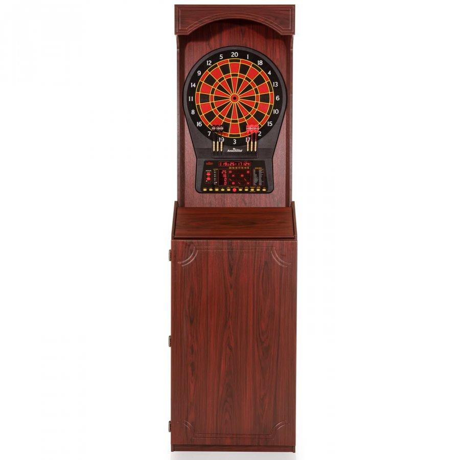 Dartboard Cabinet Set. Awesome Wooden Dartboard Cabinet 4 American ...