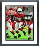 Arizona Cardinals Andre Ellington 2014 Action Framed Photo