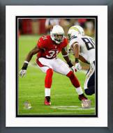 Arizona Cardinals Antonio Cromartie 2014 Action Framed Photo