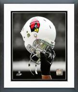 Arizona Cardinals Arizona Cardinals Helmet Spotlight Framed Photo