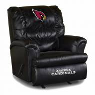 Arizona Cardinals Big Daddy Leather Recliner