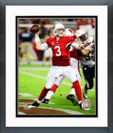 Arizona Cardinals Carson Palmer 2014 Action Framed Photo