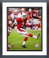 Arizona Cardinals Chandler Catanzaro 2014 Action Framed Photo