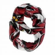 Arizona Cardinals Chevron Sheer Infinity Scarf