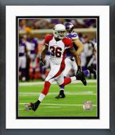 Arizona Cardinals Deone Bucannon 2014 Action Framed Photo