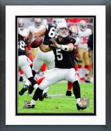 Arizona Cardinals Drew Stanton 2014 Action Framed Photo
