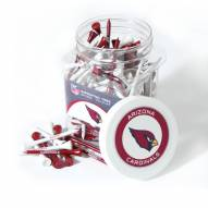 Arizona Cardinals 175 Golf Tee Jar