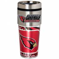 Arizona Cardinals Hi-Def Travel Tumbler
