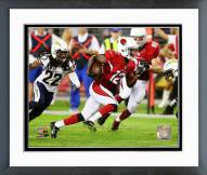 Arizona Cardinals John Brown 2014 Action Framed Photo