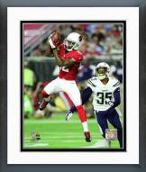 Arizona Cardinals John Brown 2015 Action Framed Photo