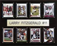 "Arizona Cardinals Larry Fitzgerald 12"" x 15"" Card Plaque"