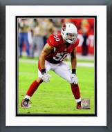 Arizona Cardinals Larry Foote 2014 Action Framed Photo