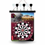 Arizona Cardinals Magnetic Dart Board
