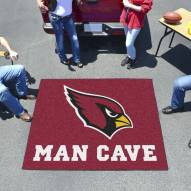 Arizona Cardinals Man Cave Tailgate Mat
