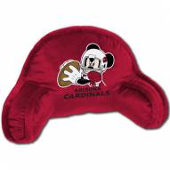 Arizona Cardinals Mickey Mouse Bed Rest Pillow
