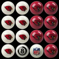 Arizona Cardinals NFL Home vs. Away Pool Ball Set