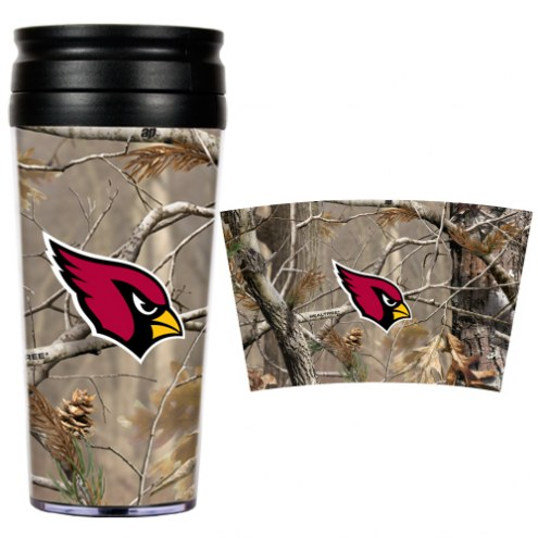 Arizona Cardinals NFL RealTree Camo Coffee Mug Tumbler