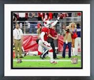 Arizona Cardinals Patrick Peterson 2014 Action Framed Photo