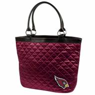 Arizona Cardinals Quilted Tote Bag