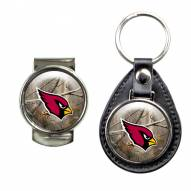 Arizona Cardinals RealTree Key Chain & Money Clip