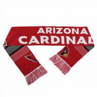 Arizona Cardinals Split Logo Reverse Scarf