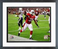 Arizona Cardinals Stepfan Taylor 2014 Action Framed Photo