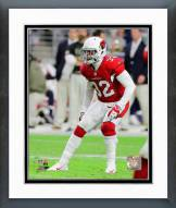 Arizona Cardinals Tyrann Mathieu 2014 Action Framed Photo