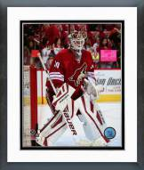 Arizona Coyotes Devan Dubnyk 2014-15 Action Framed Photo