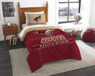 Arizona Coyotes Draft Twin Comforter Set