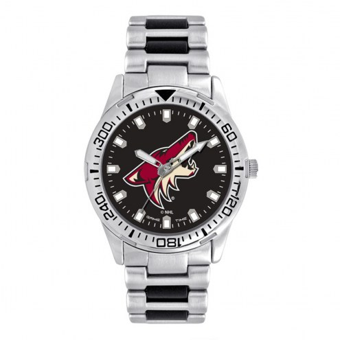 Arizona Coyotes Men's Heavy Hitter Watch