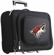 Arizona Coyotes Rolling Laptop Overnighter Bag